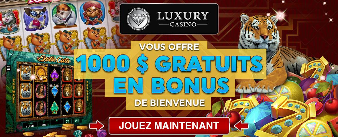 Grand Luxe Casino Avis